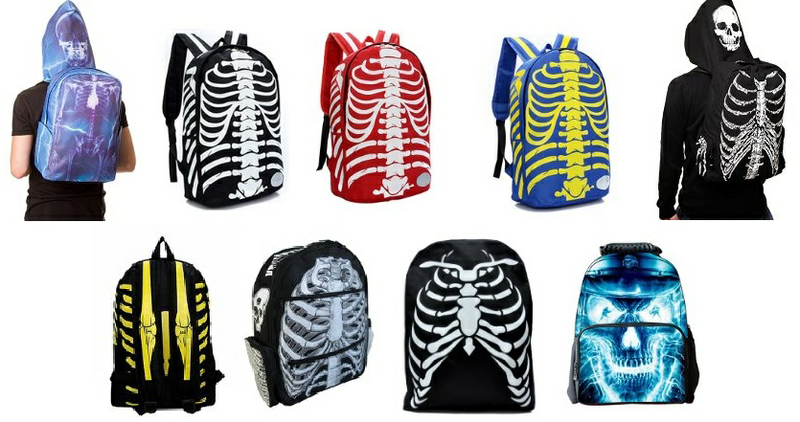 Best Skull Backpacks for School Boys and Girls
