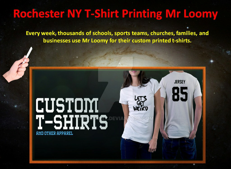 Silk screening rochester ny for T shirt printing in rochester ny
