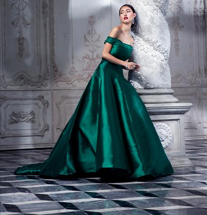 Malena bridal Haute Couture