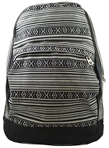Best Black and White Aztec Backpack Designs