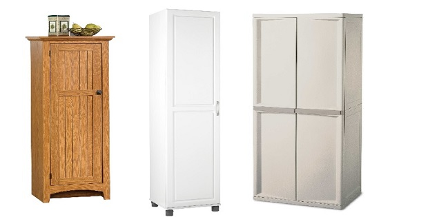 Genial Here Are Some Top Rated Broom Cabinets That Have Great Customer Reviews.  Affordable Too! Keep Your Place Neat And Tidy And Get Those Ugly Brooms And  Mops ...