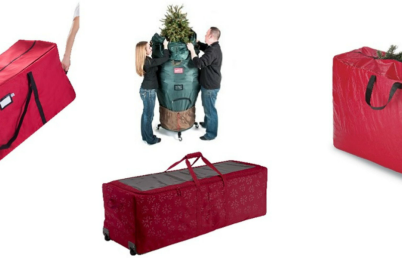 Beau Christmas Tree Storage Bag With Wheels