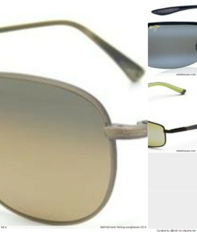 Best fishing sunglasses 2014 for Best fishing sunglasses under 50