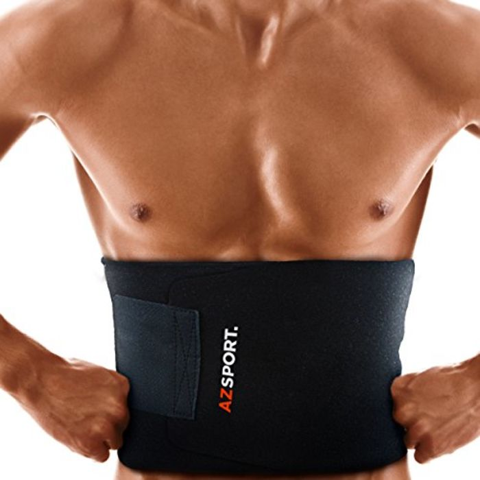 b1513b783f Maximize your workouts with a waist trimmer belt! Look at the top 10 best  waist trimmer belts for 2016