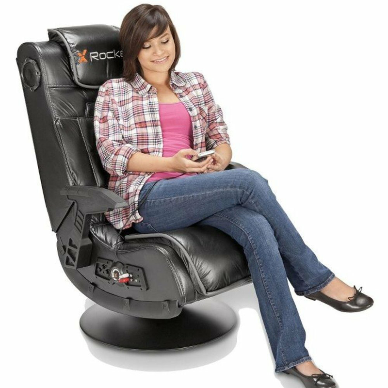 Best rated video gaming chairs 2016 on flipboard by jim mie for Silla x rocker 51491 extreme iii 2 0 gaming rocker chair with audio system