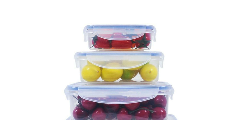 Best Rated Airtight Containers For Food Storage