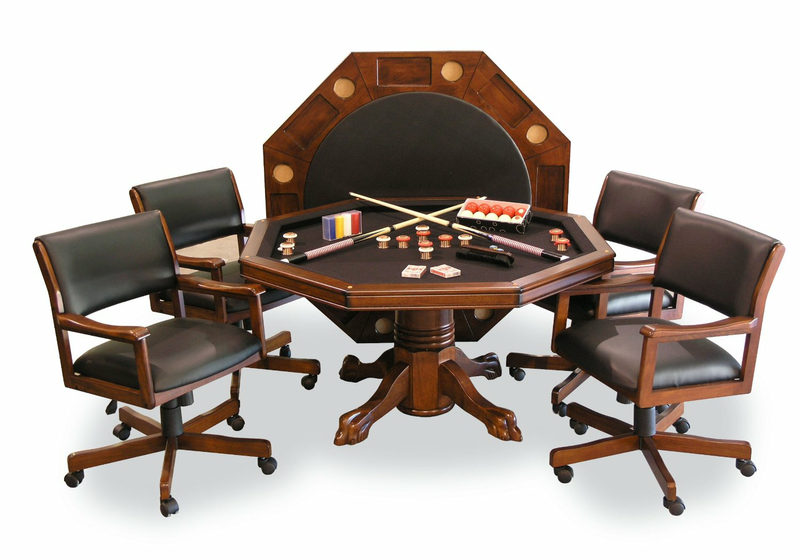 Best Rated Poker Dining Table Sets