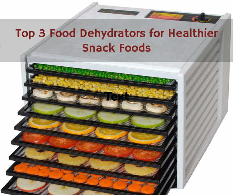 Best Food Dehydrator for Making Beef Jerky 2017