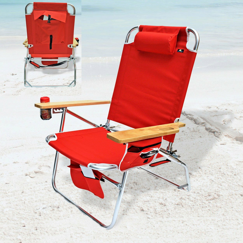 Incroyable The Big Jumbo Beach Chair Is A High End Heavy Duty Chair That Is  Comfortable And Built To Last. First Off, It Is High Off The Ground Beach  Chair Which Makes ...