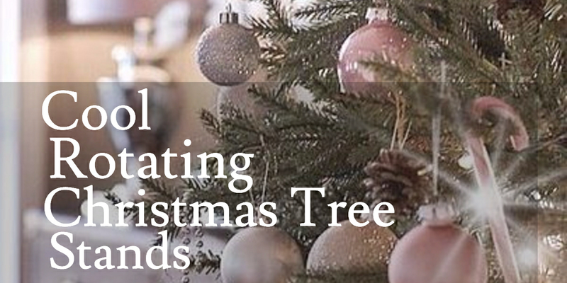 Best Heavy Duty Rotating Christmas Tree Stands