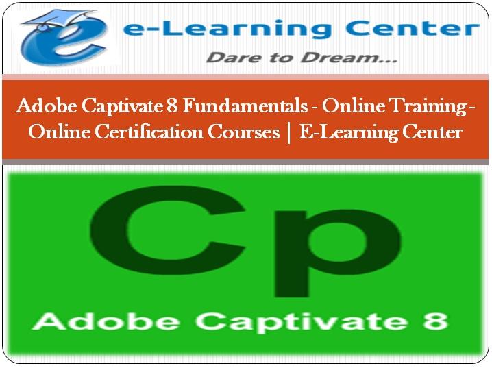 online certification courses