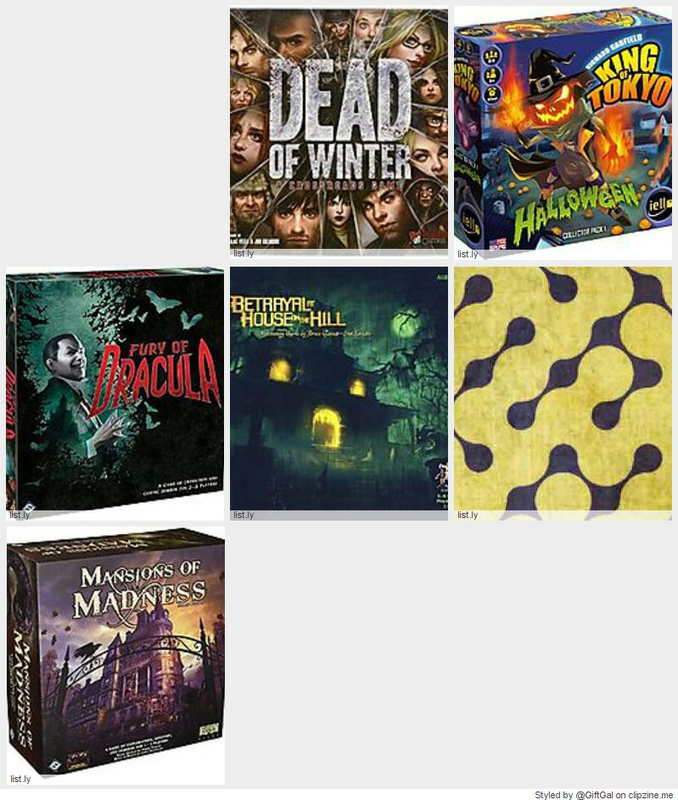 Best halloween party board games for adults for Table games for adults
